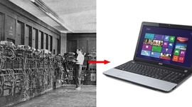 Gennembrud i computerteknologiens historie timeline