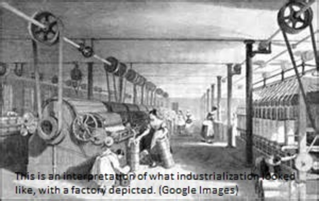 Industrialization Through Inventions