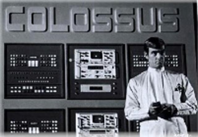 Colossus -- Alan Turing