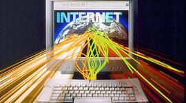 Historia del Computador e Internet timeline