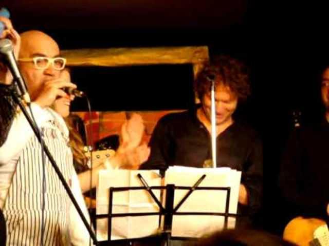Live @Le Scimmie - Milano