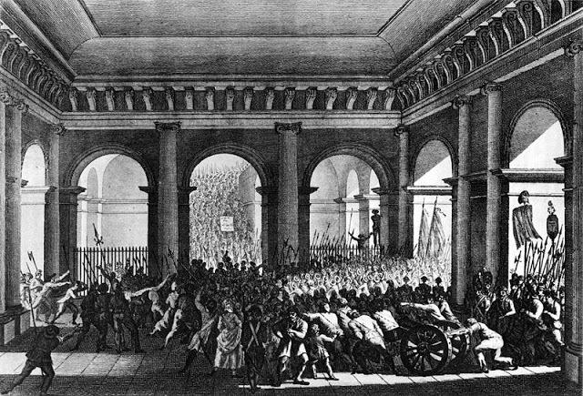 Revoluci francesa timeline timetoast timelines for Republica francesa wikipedia