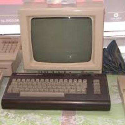 Historia de las computadores timeline