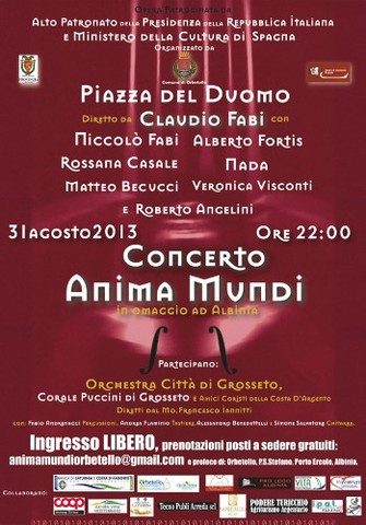 """Anima Mundi"" @Orbetello"