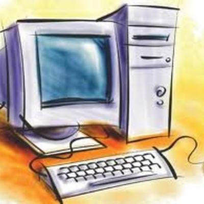 desarrollo de los computadores  y avance de internet timeline