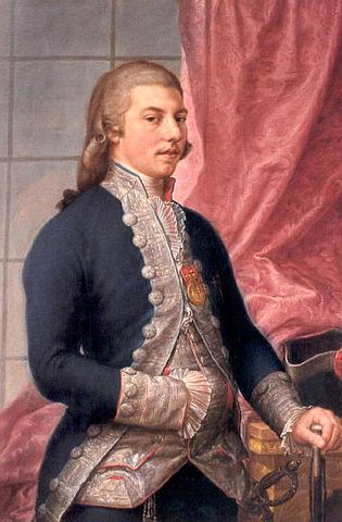 Godoy i Carles IV