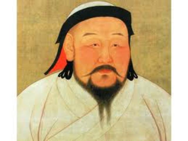 Reign of Chinggis Khan