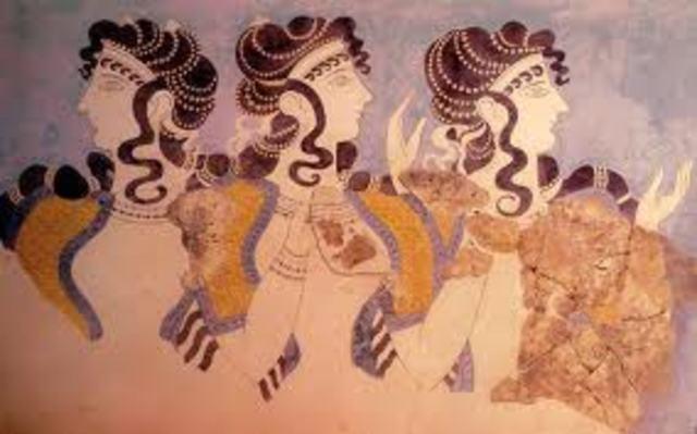 A ARTE NA CIVILIZAÇÃO EGEIA