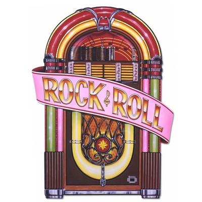 Rock n' roll in the 1950s timeline