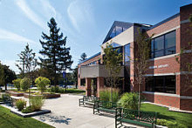 Rivier College Commences