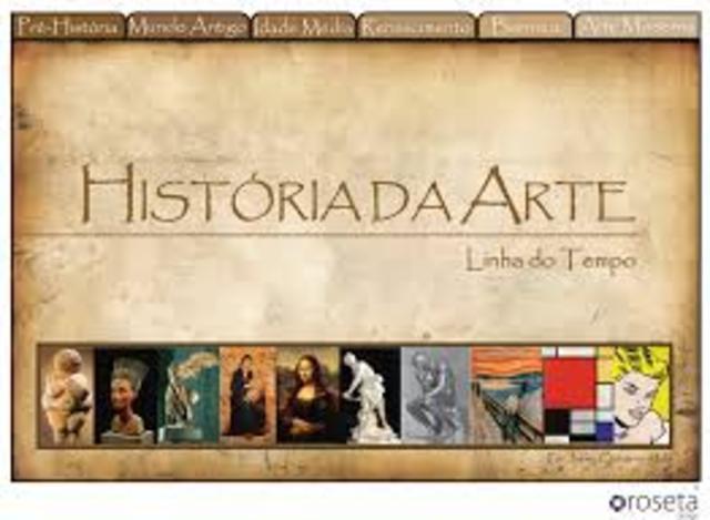 HITÓRIA DA ARTE