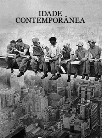 IDADE COMTEMPORÂNIA