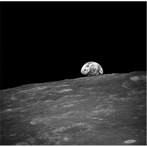 December 21, 1968: First Manned Moon Orbital Launch
