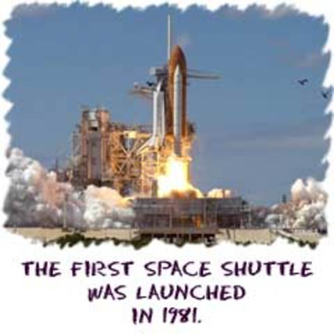 space shuttle first launch - photo #29