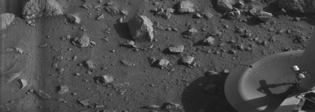 July 20, 1976: First U.S. Mars Landing