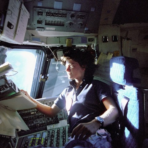 June 18, 1983: First American Woman in Space