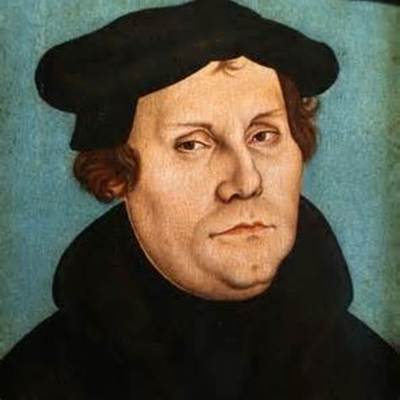 Martin Luther timeline