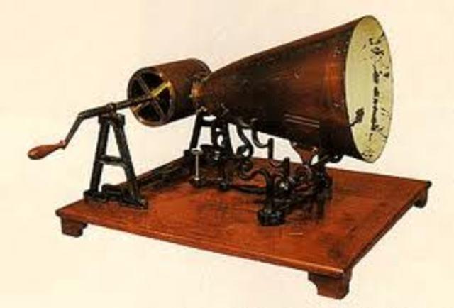 L'évolution des appareils de reproduction du son timeline ...