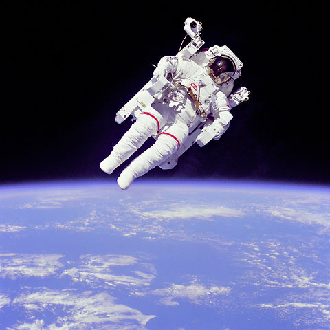 February 7, 1984: First Untethered Spacewalk