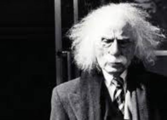 Einstein expands the special theory of relativity
