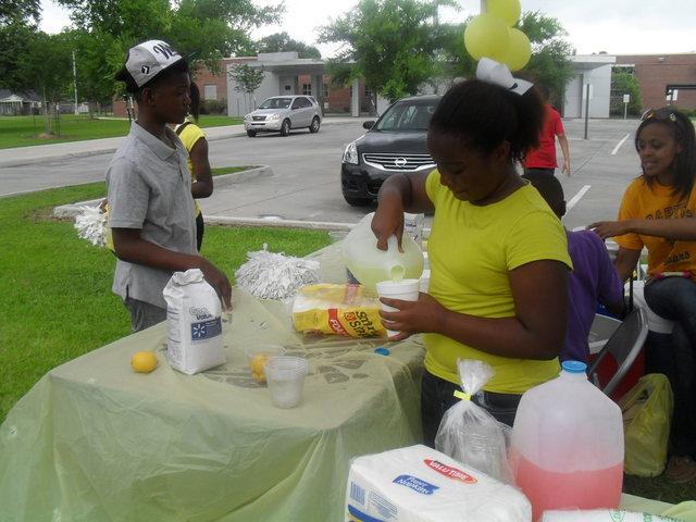 Raising Cane's Lemonade Day