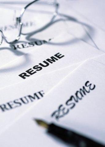 Created my Resume