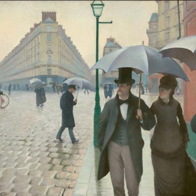 History of Paris Street: Rainy Day timeline