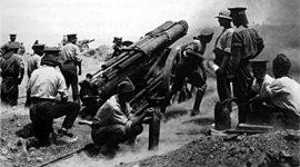 IGuerra Mundial,II Guerra Mundial  timeline