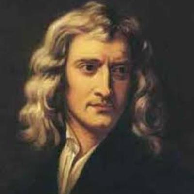 Issac Newton timeline