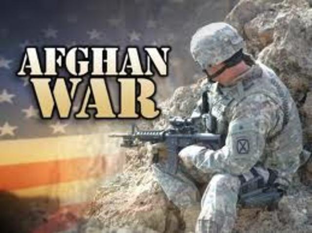 War of Afghanistan 1978- present.