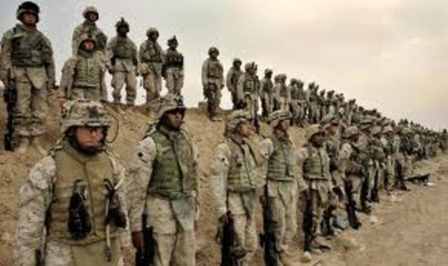 Iraq War: 20 March 2003 – 15 December 2011