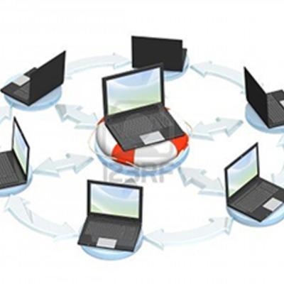 GENERACIONES DEL COMPUTADOR E INTERNET timeline