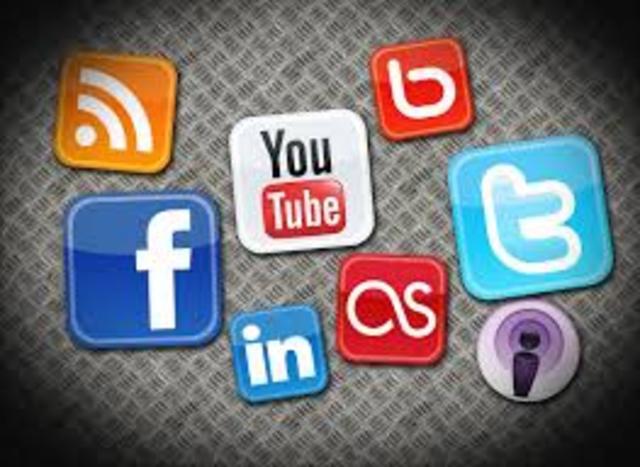 Internet, Redes Sociales, y el computador.