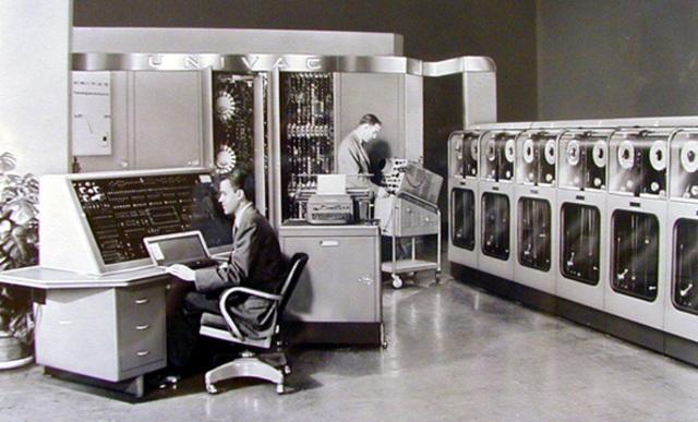 primera generacion de los computadores ( bulbos para procesar informacion)