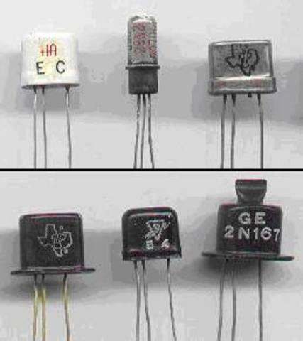 segunda generacion de las computadoras (transistor)