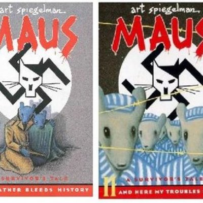 Maus I and II: Vladek's Life By Valerie Remy  timeline