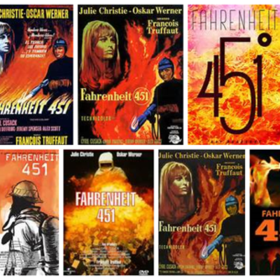 Fahrenheit 451 Nevalainen timeline