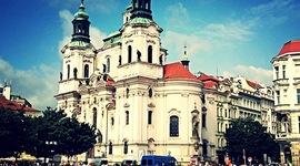 Prague timeline