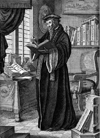 the life and times of john calvin 1509 1564 Lord byron and his times documents biography criticism  john  1509-07-10 died: 1564-05-17:  references to john calvin: terrot,.