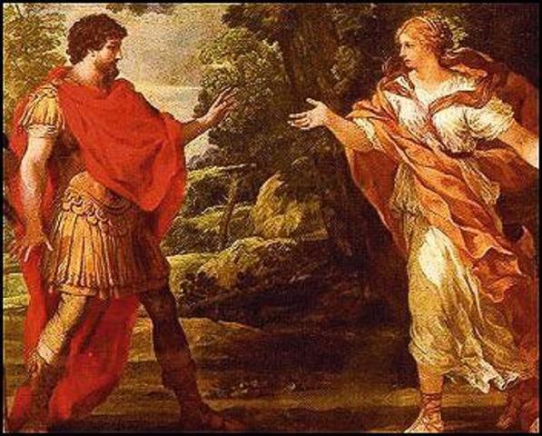 what does calypso offer odysseus