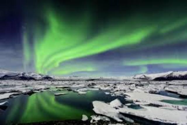 The Naming of the Northern Lights