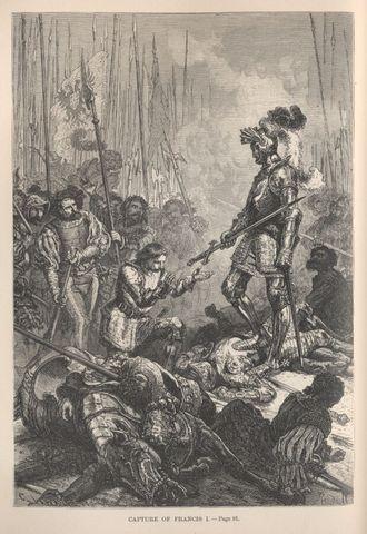 War between King Francis I and Charles V and Calvin moves to Geneva
