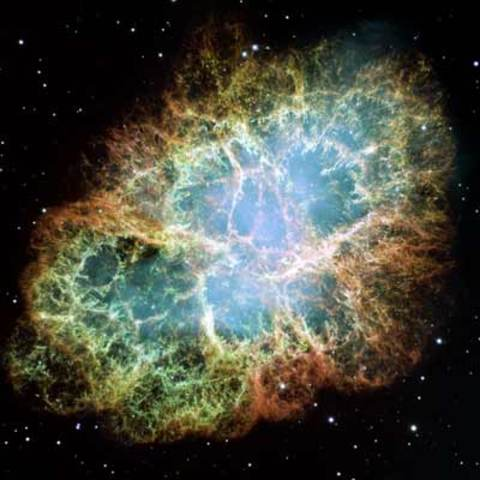 The Crab Nebula Discovered