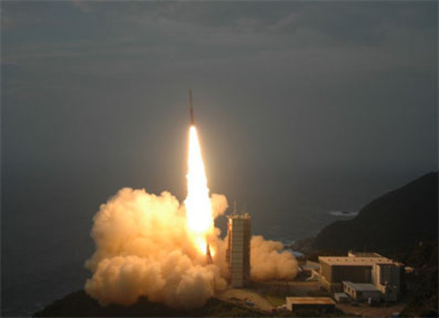 Solar-B is Launched