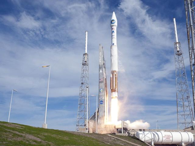 NASA's SDO is Launched