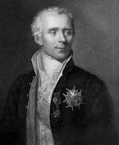 Pierre Simon de Laplace and his Book