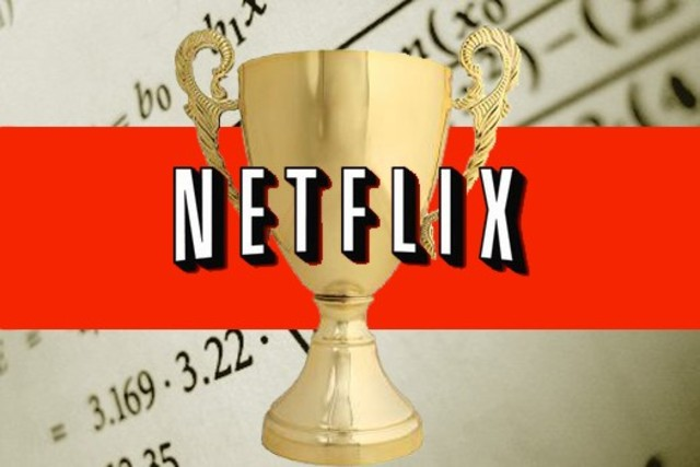Netflix Prize introduced