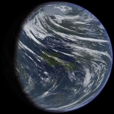 Terraforming Venus timeline