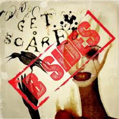 """Get Scared releases """"Cheap Tricks And Theatrics; B Sides"""", which included pre-recorded songs that didn't make it on the original """"Cheap Tricks And Theatrics"""""""
