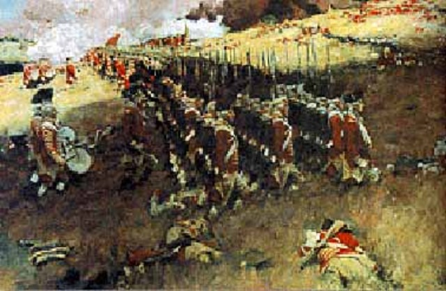 how to remember the battles of the american revolution